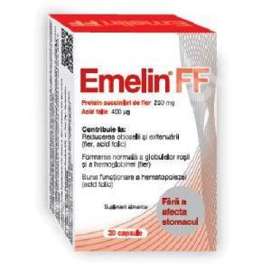 Emelin FF, 30 capsule, Agetis