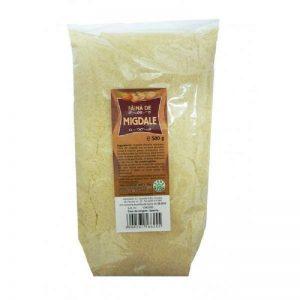 Făină de migdale, 250 g / 500 g, Herbavit