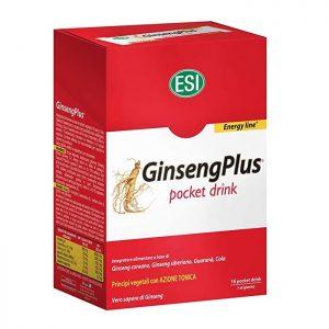 GinsengPlus Pocket Drink, 16 plicuri, Esi Spa