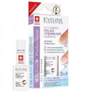 Tratament împotriva îngălbenirii unghiei Nail Therapy, 12 ml, Eveline Cosmetics