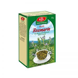 Ceai frunze Rozmarin, D132, 50 g, Fares
