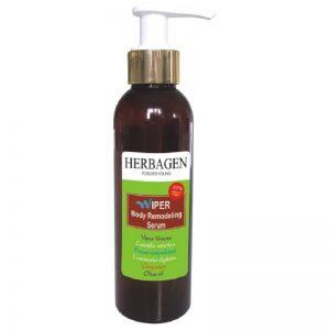 Ser corporal cu venin de viperă, 150 ml, Herbagen