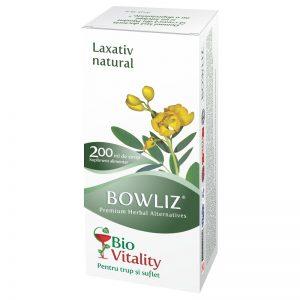 Sirop Bowliz, 200 ml, Bio Vitality