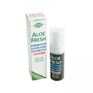 Spray de gura Aloe Fresh, 15 ml, ESI