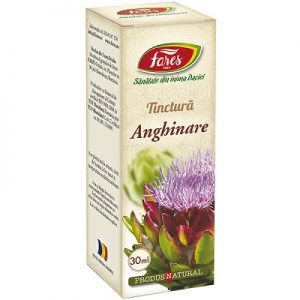 Tinctură de Anghinare, 30 ml, Fares
