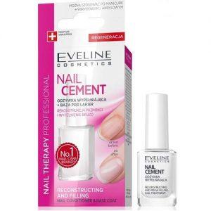 Tratament reparator Nail Ciment, 12 ml, Eveline Cosmetics