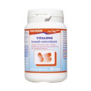 Antioxidant Vitalong (B054), 40 capsule, Favisan