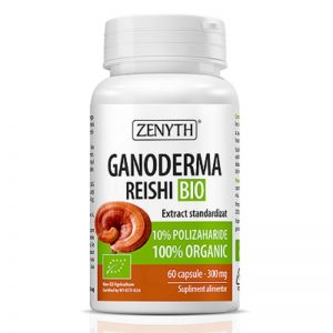 Ganoderma Reishi Bio, 60 capsule, Zenyth