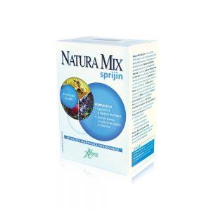 Natura Mix Sprijin, 20 plicuri, Aboca
