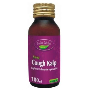 Sirop Cough Kalp, 100 ml, Indian Herbal