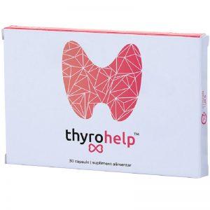Thyrohelp, 30 capsule, NaturPharma