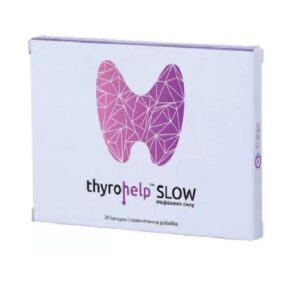 Thyrohelp Slow, 30 capsule, NaturPharma