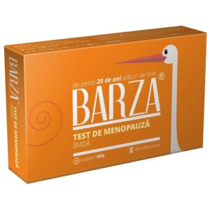 Test de menopauză Barza, Biotech Atlantic USA