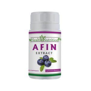 Afin (frunze) Extract 60 mg 60 tb