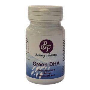 Green DHA, 30 capsule, Beauty Pharma