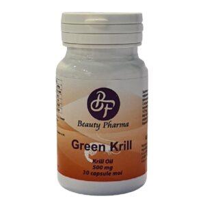 Green Krill, 30 capsule, Beauty Pharma